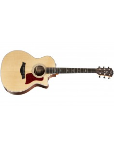 Taylor GS Mini-E ES:2 Mahogany Electro Acoustic Guitar - Left Handed