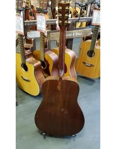 Yamaha LL-TA TransAcoustic Electro-Acoustic Guitar - Vintage Tint - Ex-Demo