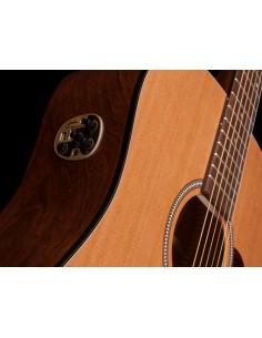 Fender Offset Mustang Bass - Sonic Blue - Pao Ferro