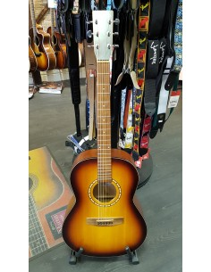 Rickenbacker 381 V69 Semi-Acoustic Guitar - Fire Glo